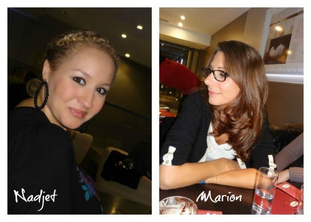 Nadjet et Marion