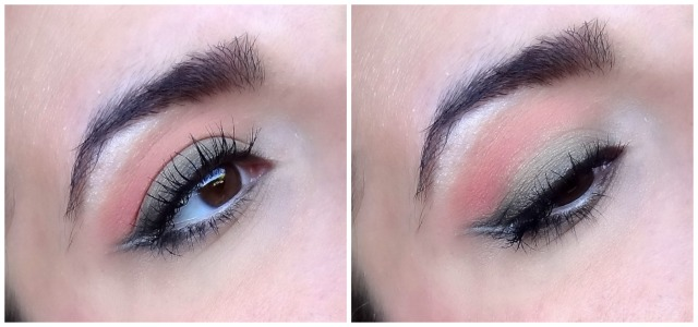 Liner with a twist